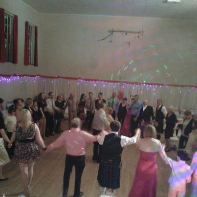 Edinburgh Dj Hire,Cramond Kirk